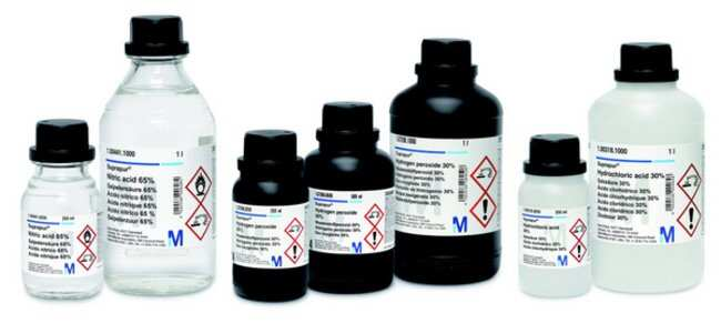 Ammonia solution 25%, Suprapur , MilliporeSigma
